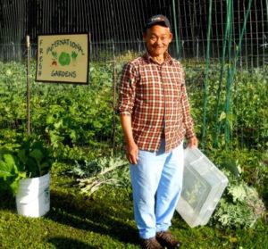 Help Fresh International Gardens Grow!