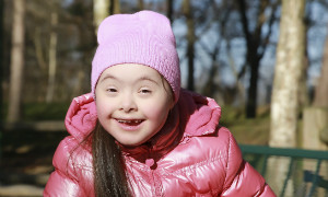 Family Disability Services Little Girl